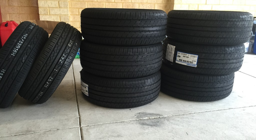 All About Tyres